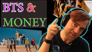 Reaction To How BTS Makes And Spends Its Money Guitarist Reacts