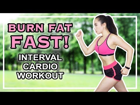 The BEST Cardio Workout to BURN FAT | Interval Cardio - Treadmill / Running