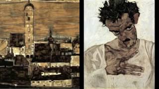 Egon Schiele, le Moi, l'Eros et la Mort