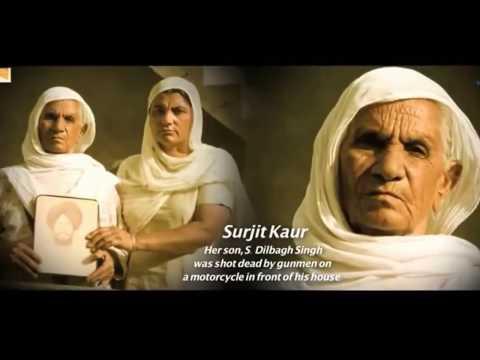 Swaah bann k  Diljit Dosanjh  Punjab 1984