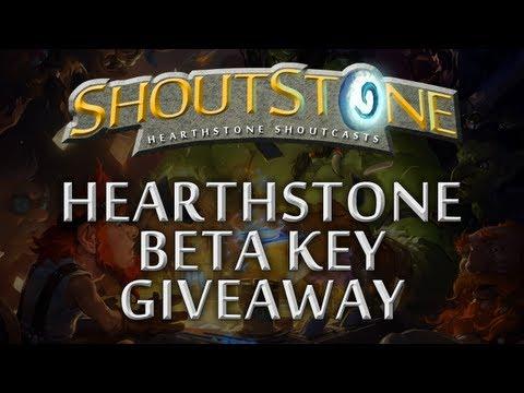 Hearthstone News: Hearthstone Beta Sneak Peek and Key Giveaway! - ShoutStone