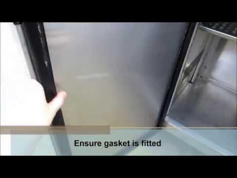 How to Replace a Door Gasket