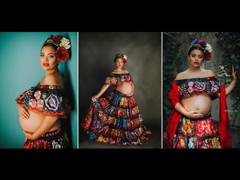 Maternity Photo Shoot Ideas Mexican Style Creative Project Photoshoot