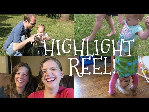 Highlight Reel With Aunt Emmy || Handstand FAIL, Puddle Jumping, and MORE!