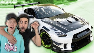 I'm Keeping Tanner Fox's 1000HP GTR, If THIS Happens...