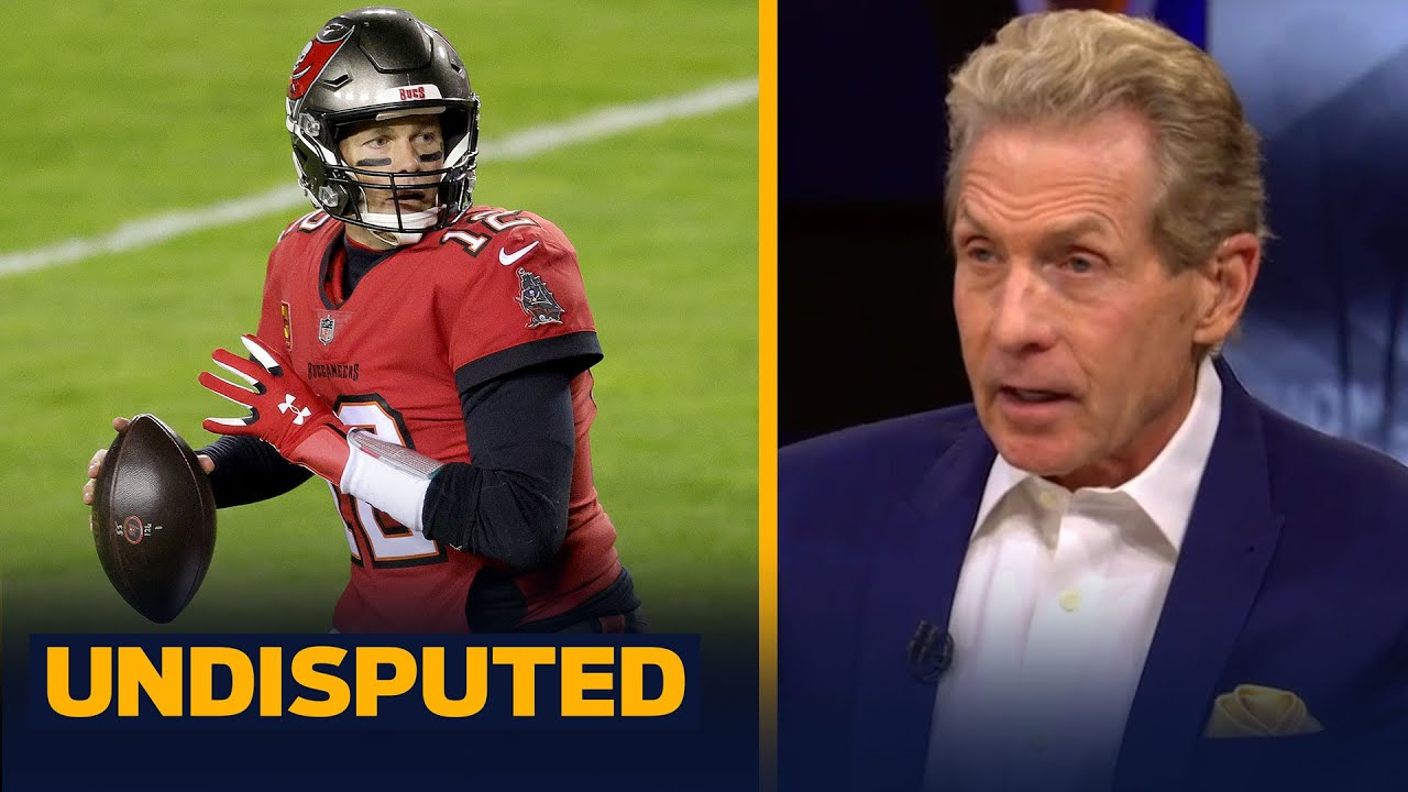 Don't bet against Brady's Bucs 'cooking offense' heading into New Orleans — Skip | NFL | UNDISPUTED
