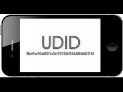 How To Get any  Iphone UDID  without  ITUNES or ITOOLS