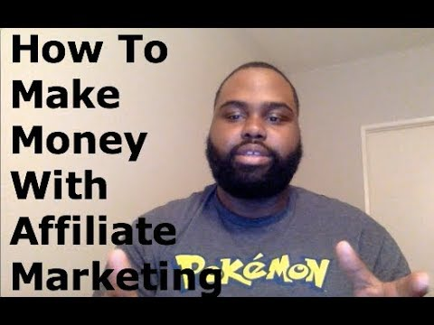 Affiliate Marketing - How To Choose Your Niche Marketing 2017