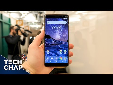 Nokia 7 Plus Hands-On Review - A £399 Flagship? (2018) | The Tech Chap