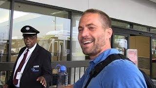 Paul Walker Dead: TMZ's Last Footage of the Actor | TMZ