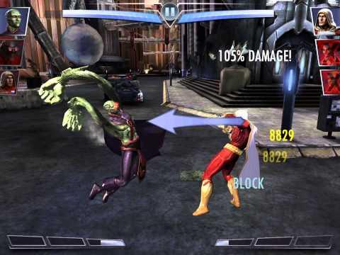 Superman GodFall Shazam Team
