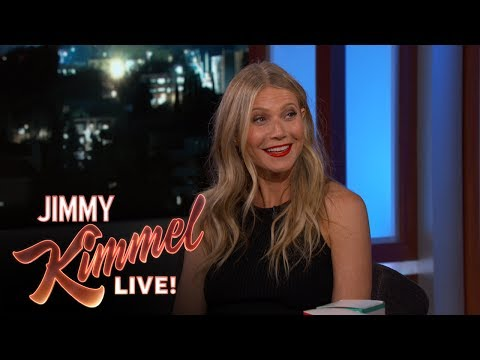 Gwyneth Paltrow on Squatting, Earthing & That Special Egg for 'Lady Parts'