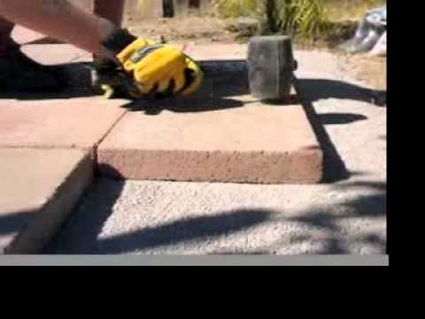 How to Build a Brick Patio