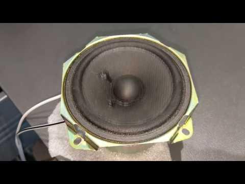 Kenwood Surround Speaker Test