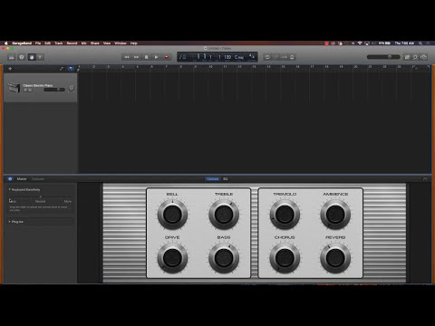 How to Create A New Project in GarageBand