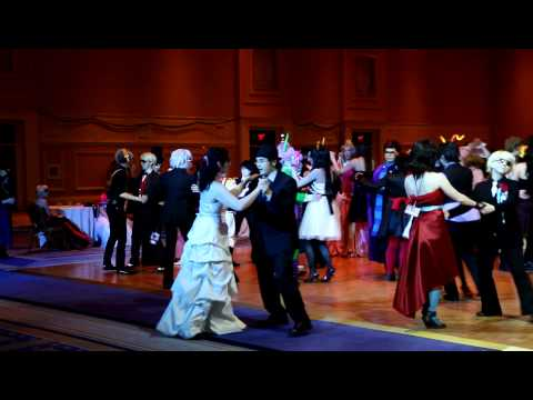 Katsucon 2012 - Formal Ball - Final Fantasy 8 music version