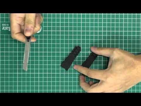 How to cut and adjust strap length
