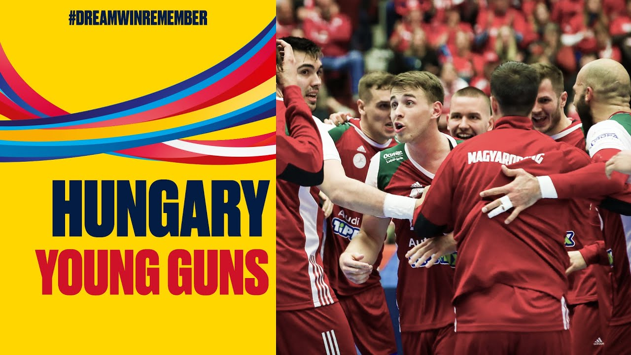 New generation of Hungarian players impresses | Men's EHF EURO 2020