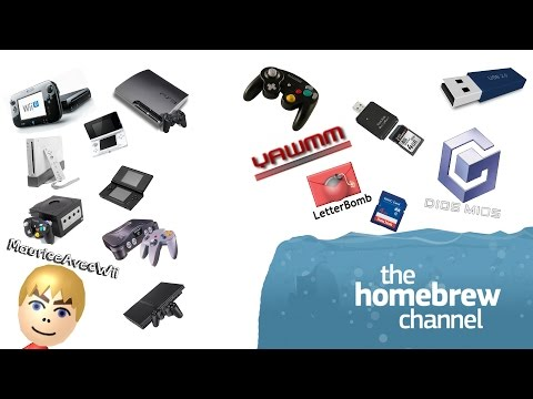 Wii - Cracken | Jailbreaken | Homebrew Channel Installieren | GameCube ISOs abspielen [USB-Stick]