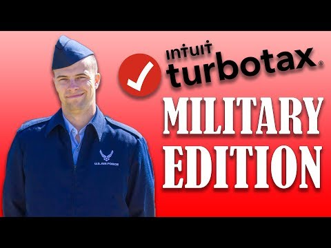 Do Your Taxes For FREE With TurboTax Military [Military Spouse Guides]