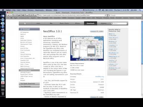 How To Get A Free Word Processor For Mac - NeoOffice