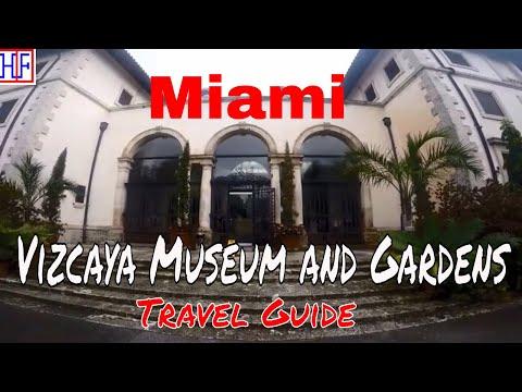 Miami | Vizcaya Museum and Gardens | Travel Guide | Episode# 4