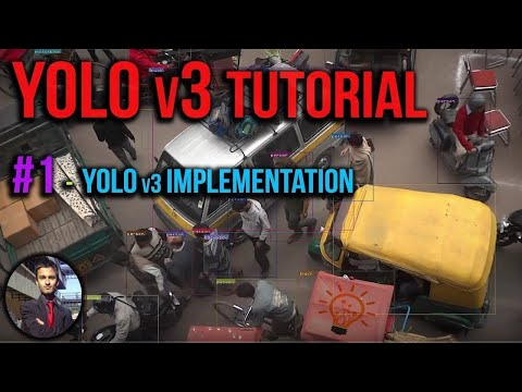 Yolo V3 Tutorial 1 How To Implement Yolo V3 Object Detection