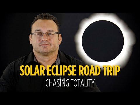Solar Eclipse Road Trip 2017