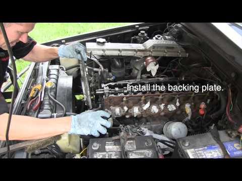 Toyota Waterpump and Timing belt replacement Tutorial, HZJ, 1HDT 1PZ etc, PowerModz.com!