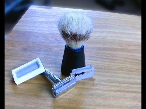 How To Change Your Safety Razor Blade