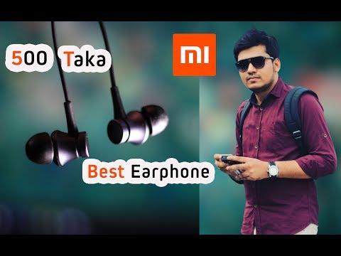 Best Earphone Xiaomi Piston In Ear Earphones