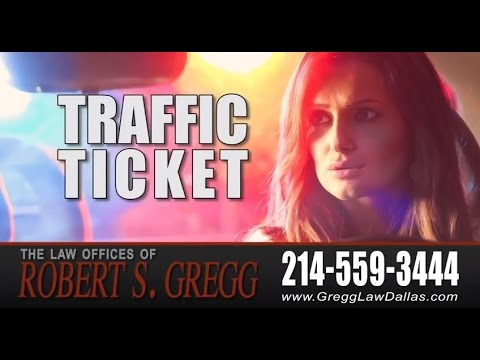 Traffic Ticket Dallas County | Running a Red Light