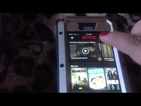 How to get American Netflix on iPhone in Canada
