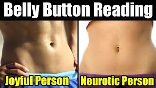 What Your Belly Button Reveals About You