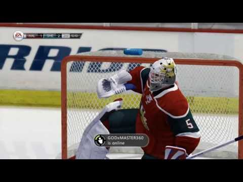 NHL 14- To be or not to be a goalie