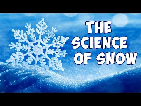 The Science Of Snow Vlog#16 by HooplakidzLab