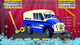 Milk Truck   Children