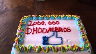 1 Million Facebook Fans!