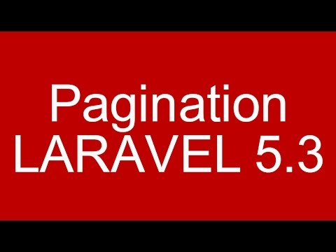 Laravel 5.3 CRUD Tutorial Add Pagination With Bootstrap