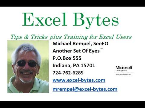 Hiding Formulas In A Protected Worksheet In #Excel