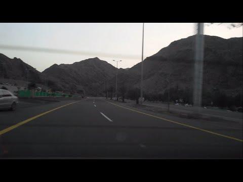 Al Baha to Makkah Road Trip Music Video (FULL)