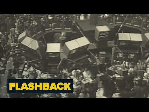 Wall Street's Greed In 1987 | Flashback | NBC News