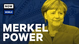 How Powerful is Angela Merkel?   NowThis World