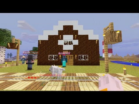 Minecraft Xbox - Stampy's Hot Buns [91]