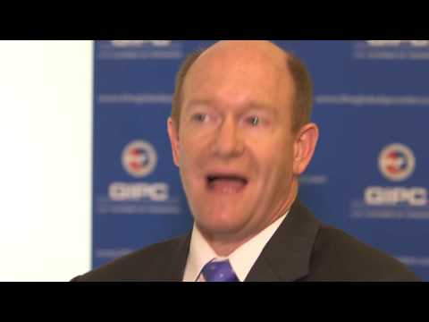Senator Chris Coons Talks Trademarks