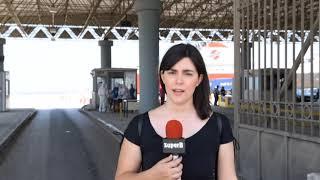 Άνοιξε η γραμμή Πάτρα-Ιταλία για όλους, κλιμάκιο του ΕΟΔΥ στο λιμάνι της Πάτρας & έλεγχοι