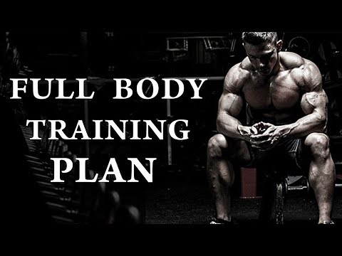 Building Muscle (tamil):  Full Body Workout Plan