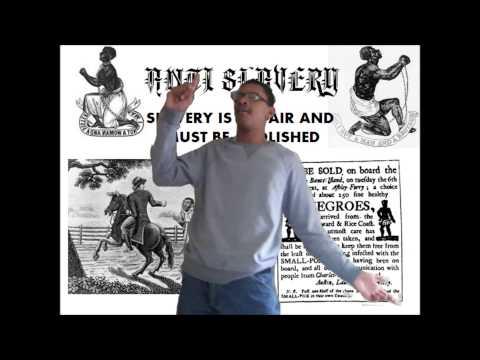 Slavery Abolition speech