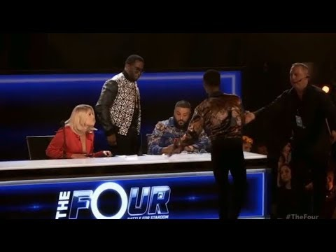 Jason Warrior Removed By Security After CONFRONTING Meghan Trainor! | S1E5 | The Four