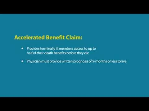 4 Questions about the Life Insurance Accelerated Benefit Option